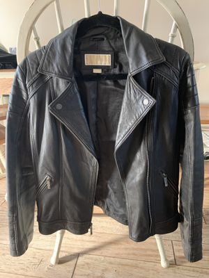 Michael Kors Leather Jacket for Sale in Lake View Terrace, CA