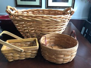 Longaberger Basket for Sale in Orlando, FL
