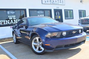 2011 Ford Mustang for Sale in Garland, TX