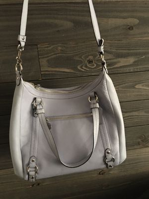 Coach Purse Baby Blue for Sale in Northumberland, PA