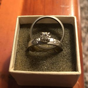14k Diamond Ring Wedding Set for Sale in Bothell, WA