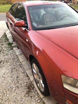 2005 Audi A6 c6 3.2l Quattro for Sale in Lakeland, FL