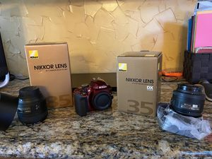 Nikon Camera & Lenses for Sale in Fort Worth, TX