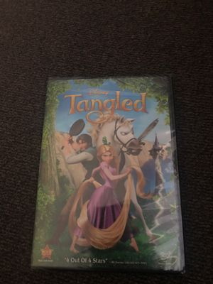 Tangled Disney Movie for Sale in Peoria, AZ