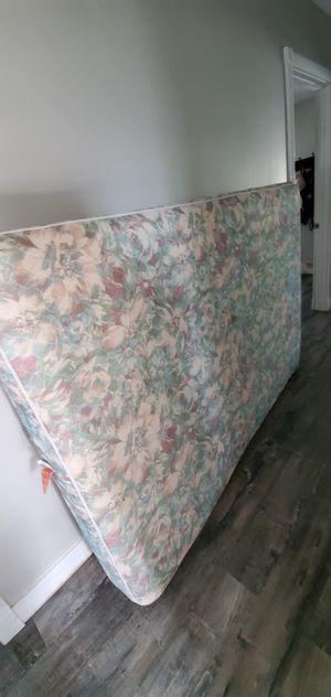 Full mattress- FREE for Sale in Fallbrook, CA