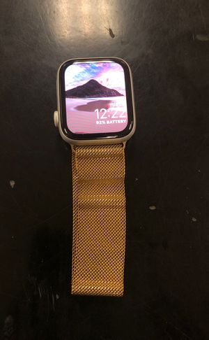Apple Watch series 4 44mm for Sale in Centreville, VA