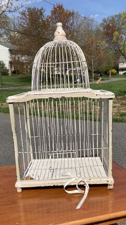 Decorative Bird Cage for Sale in Madison, NJ