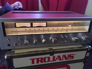 Vintage Sanyo Model JCX 2300K Stereo Receiver for Sale in Monterey Park, CA