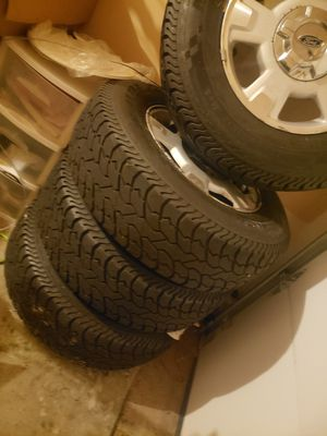 Rims & tires for Sale in Yorkville, IL