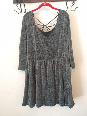 Plus Size Silver Sparkle Dress for Sale in Nashville, TN
