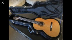 Brand New Yamaha Guitar with Case & ACCESSORIES ($440 Kit) for Sale in Apex, NC