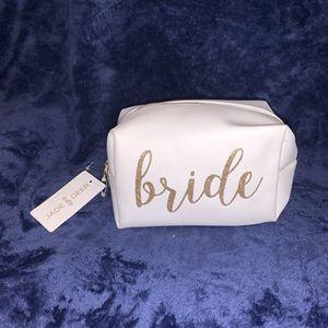 """""""Bride"""" makeup bag for Sale in San Bernardino, CA"""