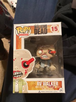 RV Walker POP figure for Sale in Hamden, CT