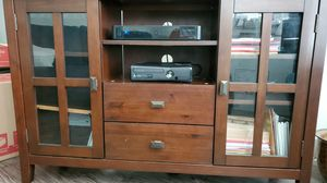 TV Console table for Sale in Irving, TX