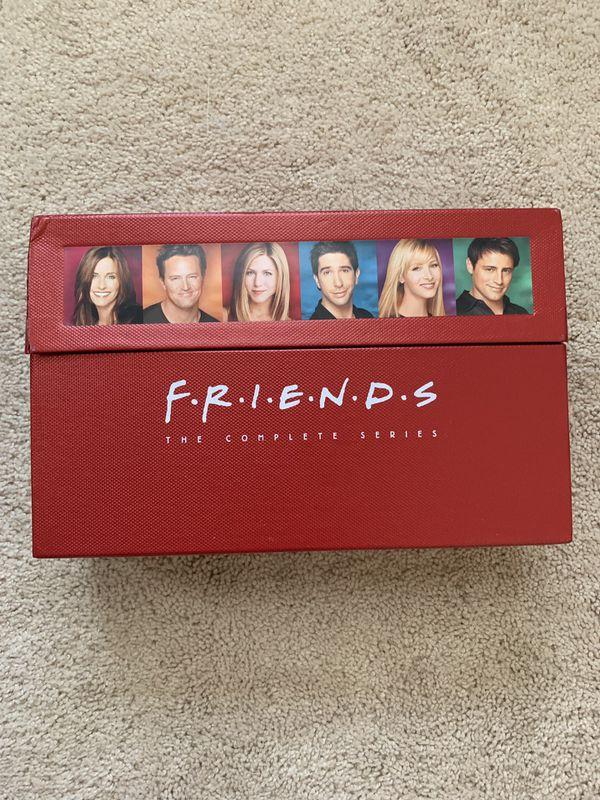 Friends TV show Complete DVD box set