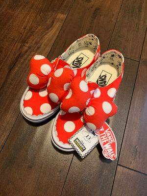 Brand new minnie's bow vans for Sale in Temecula, CA