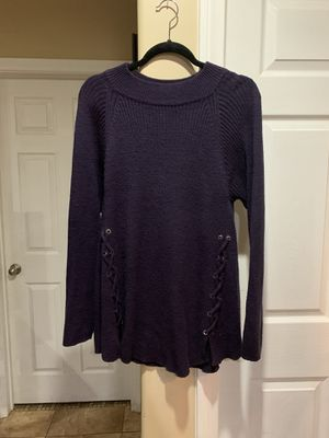 Purple long sleeve for Sale in Avocado Heights, CA