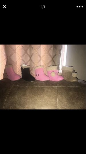 Little girl boots for Sale in Hesperia, CA