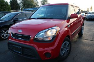 2013 Kia Soul for Sale in Everett, WA