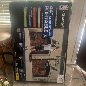 "NBA Basketball Hoop 44"" for Sale in Buena Park, CA"