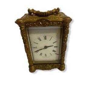 Antique Waterbury ornate alarm clock for Sale in El Paso, TX