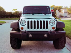 BUY 2007 JEEP WRANGLER 4WD for Sale in New Orleans, LA