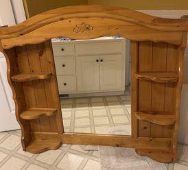Vanity For A Dresser Top for Sale in Scottsville,  VA