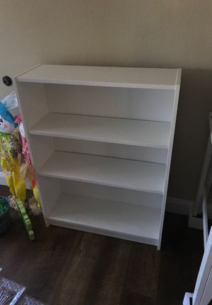 IKEA white Book case for Sale in Chandler, AZ