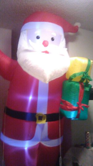 Aired up santa clause for Sale in Merced, CA