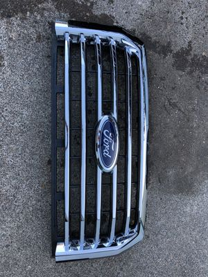 Factory 2017 F150 grille for Sale in Portland, OR