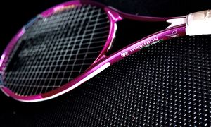 Prince Wimbledon Sharapova Tennis Racket Pink Oversize Fusionlite 7TW86 for Sale in Huntington Beach, CA