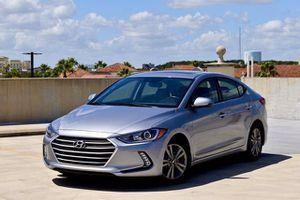2017 Hyundai Elantra for Sale in San Antonio, TX