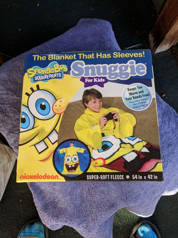 SpongeBob Snuggie