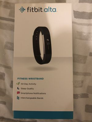 Fitbit Alta for Sale in Los Angeles, CA