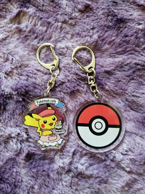 Exclusive Pokemon keychains for Sale in Burbank, CA