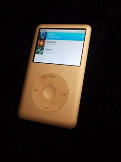 Ipod Video 6th Gen, 80gb. Silver for Sale in Caldwell,  ID