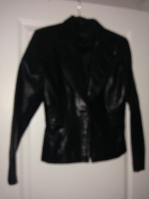 New Guess Black leather jacket on sale today!!! for Sale in Tampa, FL