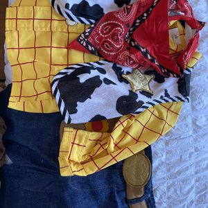 Toddler Boy Woody Costume for Sale in San Diego, CA