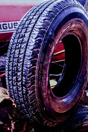 """""""LT 7.50r -16 HEAVY DUTY RADIAL TIRE"""" for Sale in Perris, CA"""