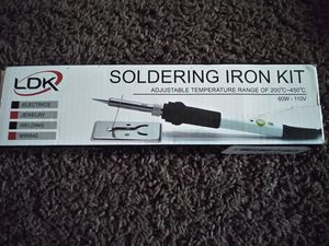 Soldering iron kit for Sale in Los Angeles, CA