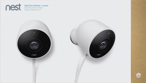 New in box Nest Cameras (2 pack ) for Sale in San Diego, CA