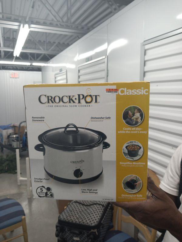 Brand New Crock Pot STILL in BOX