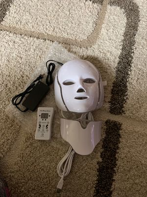 Colorful LED Beauty Mask for Sale in Greenwood, IN