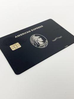 Amex Black Card Tom Ford Blank Card Titanium for Sale in Pompano Beach,  FL
