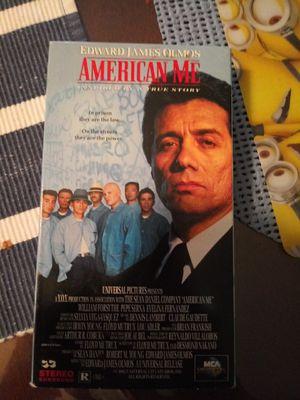 Free VHS AMERICAN ME for Sale in Phoenix, AZ