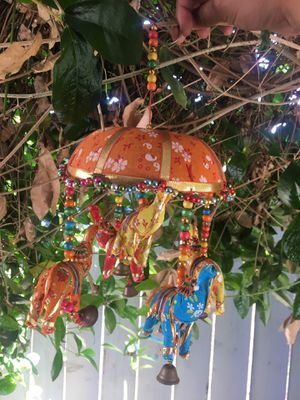 Elephant Mini Chandelier - Room Decoration for Sale in Ontario, CA