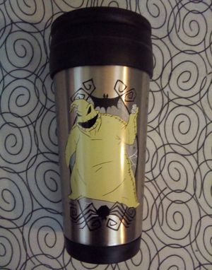 Nightmare Before Christmas Thermal Mug for Sale in Fresno, CA