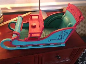 Frozen Sled with Olaf!! for Sale in Fort Lauderdale, FL