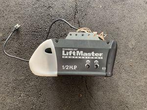 Liftmaster Professional 1/2 HP Garage Door Opener for Sale in Lowell, MA