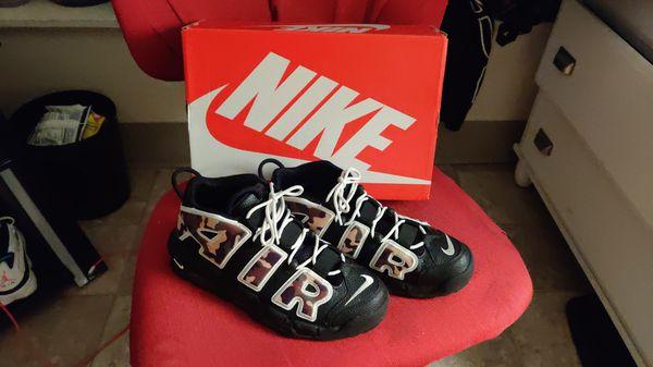 Nike upt empo '96 zise 9